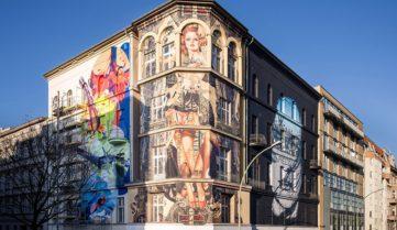 У Берліні з'явився музей графіті