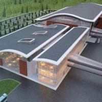 В тбилисском аэропорту открыт новый терминал