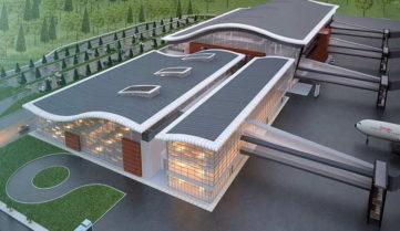 У тбіліському аеропорту відкрили новий термінал