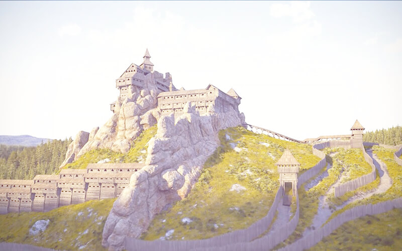 Фортеця Моршин