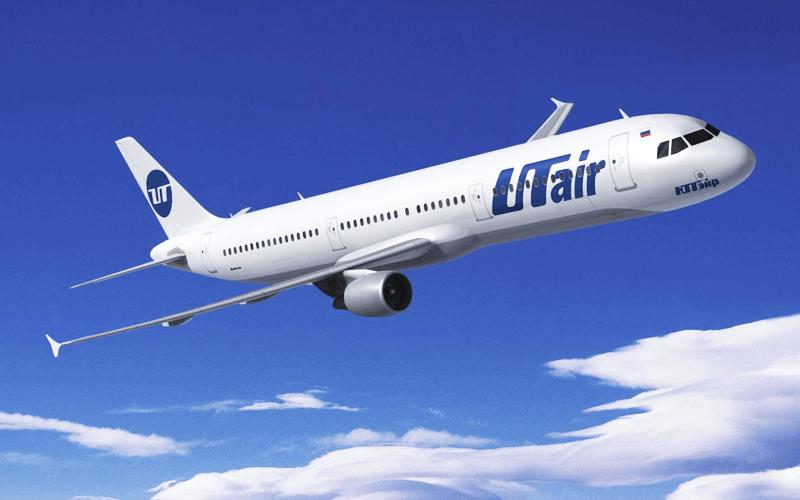 Літак компанії Utair