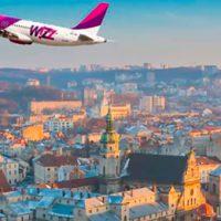 З 21 вересня літаки Вроцлав - Львів - Вроцлав літатимуть частіше!