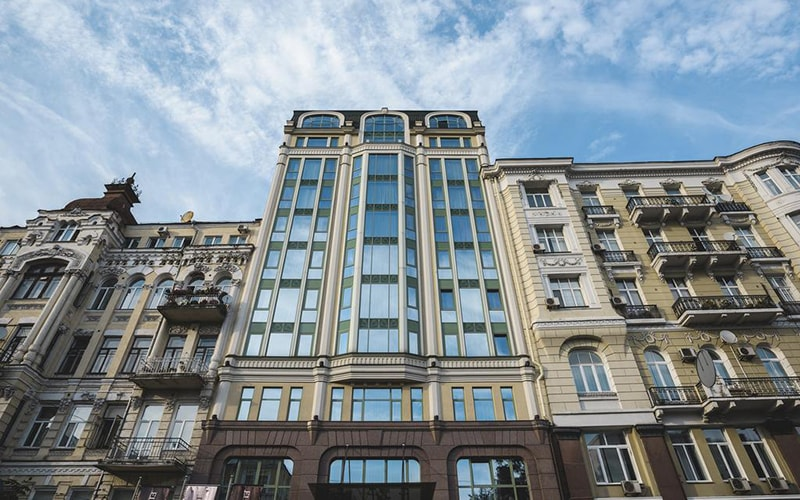 11 Mirrors (Киев)