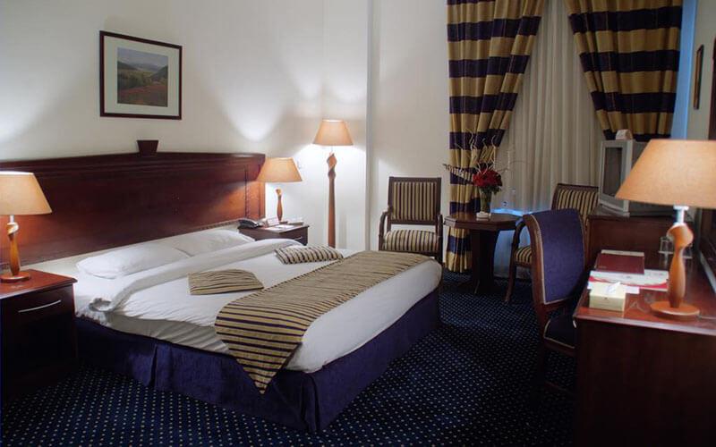 номер в Al Fanar Palace Hotel 4*, Амман, Иордания