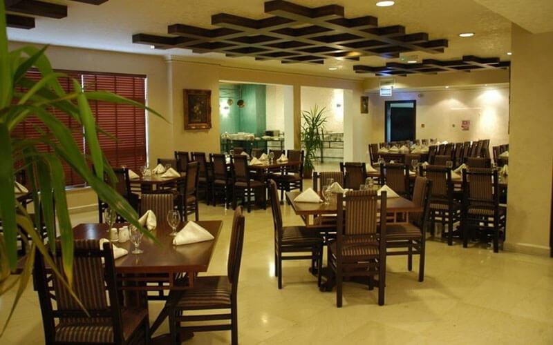 ресторан в Al Fanar Palace Hotel 4*, Амман, Иордания