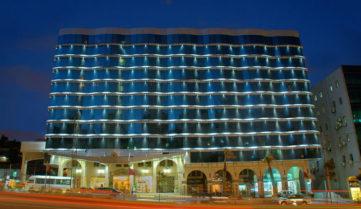 Al Fanar Palace Hotel 4*, Амман, Иордания