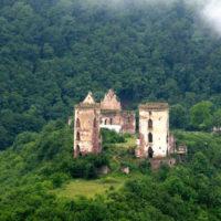Червоноградский замок – неизвестные достопримечательности Украины