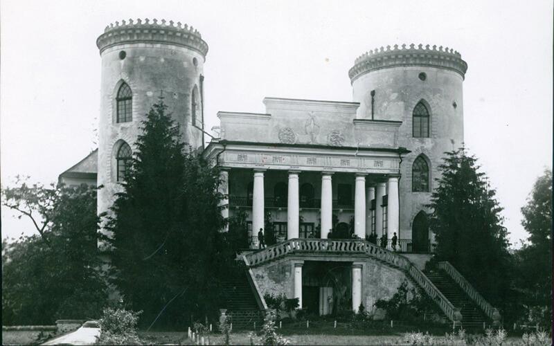 Красноградский замок