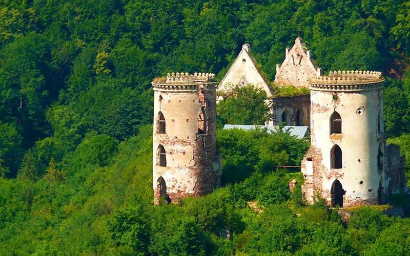 Червоноградский замок