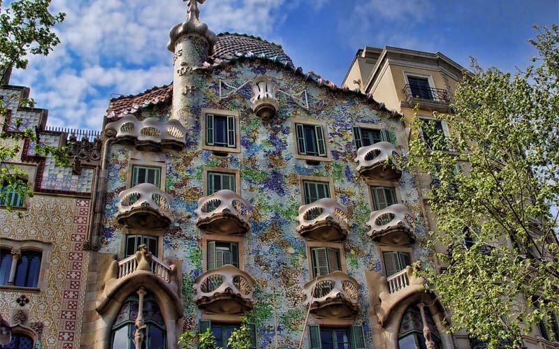 Испания, Гауди