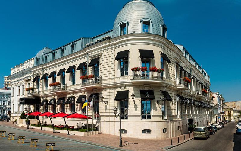 Hotel De Paris Odessa MGaller