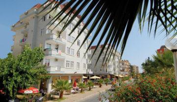 Millennium Park Hotel 3*, Аланья, Турция