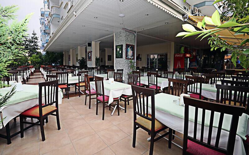 Ресторан Millennium Park Hotel 3*, Аланья, Турция