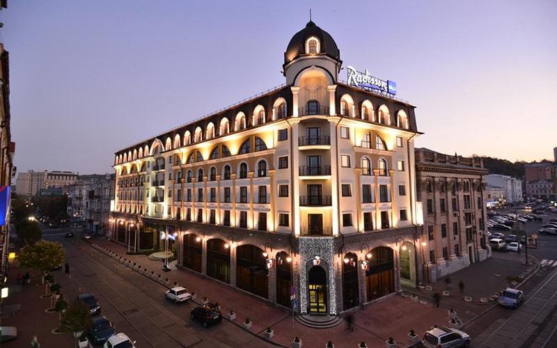 Radisson Blu Hotel Kyiv Podil (Киев)
