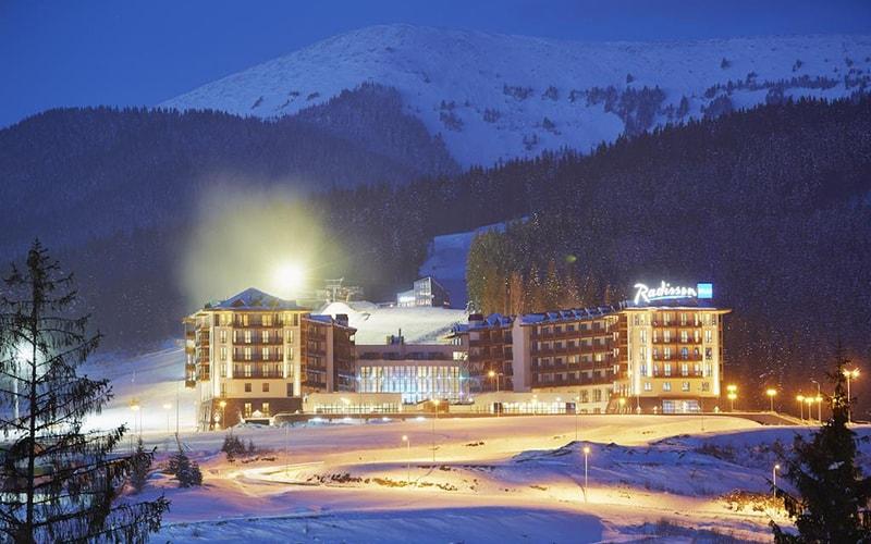Radisson Blu Resort (Буковель)
