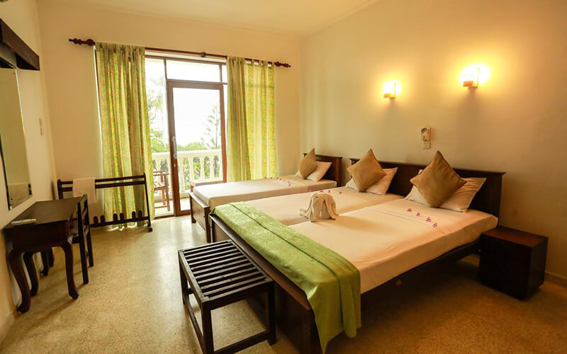 Номер Sumadai Hotel 3*, Берувела, Шри-Ланка