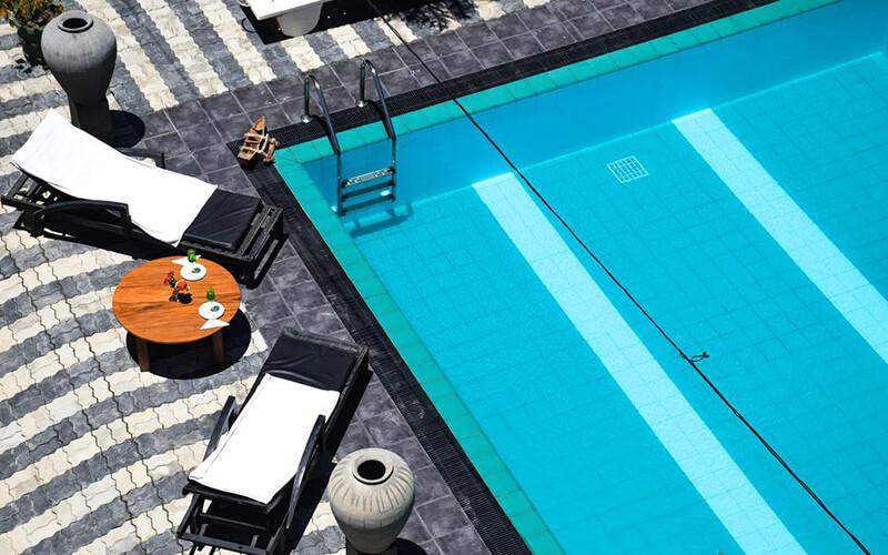 Бассейн Sumadai Hotel 3*, Берувела, Шри-Ланка