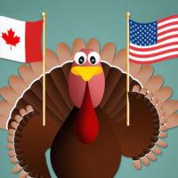 Как отмечают День благодарения в США и Канаде