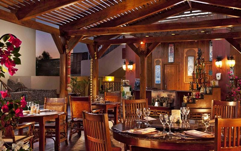 Ресторан Xperience Kiroseiz Parkland 5*, Шарм эль Шейх, Египет