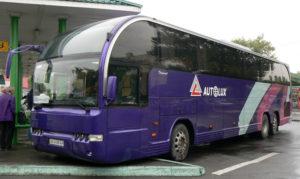 Автобус Автолюкс