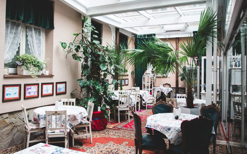 «Ресторація Бачевських» невероятное заведение