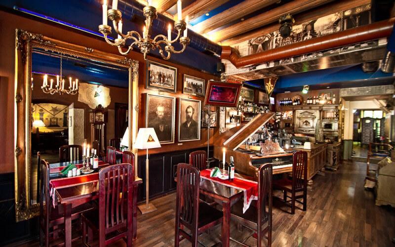 «Самый дорогой ресторан Галиции» Интерьер