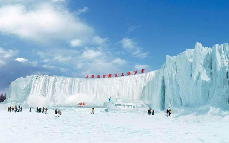 Рекорд Гиннесса - ниагарский водопад