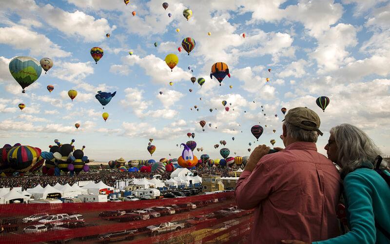 фестиваль воздушных шаров 2017