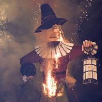 Ночь Гая Фокса или праздник фейерверков в Лондоне