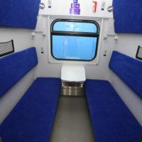 «Укрзализныця» обещает ночной экспресс, состоящий из новых вагонов