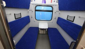 «Укрзалізниця» обіцяє нічний експрес, що складається з нових вагонів