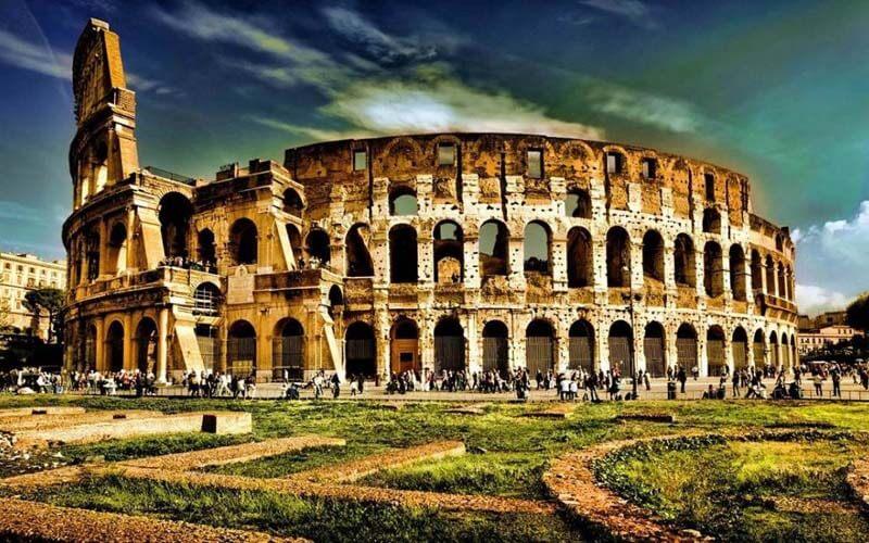 Риму, Колізей