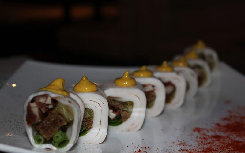 Блюда из сала