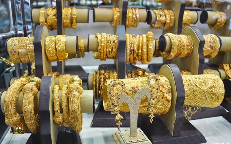 Золото ОАЕ