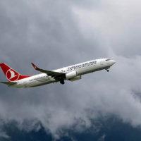Акция от «Турецких авиалиний»: Запорожье - Стамбул - Запорожье за 119 долларов