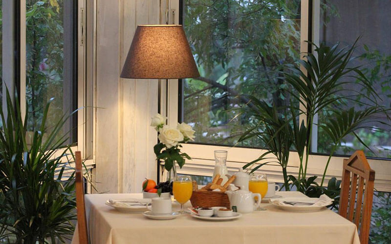 Ресторан Achillion Hotel 3*, Афины, Греция