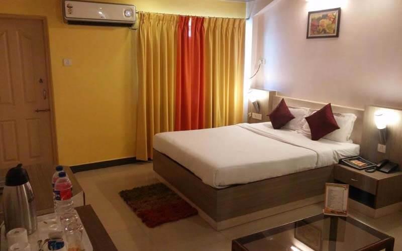 Номер в Colva Kinara Hotel 3*, Южный Гоа, Индия