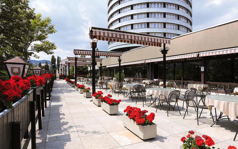 Тераса Danubius Budapest Hotel 4*, Будапешт, Угорщина