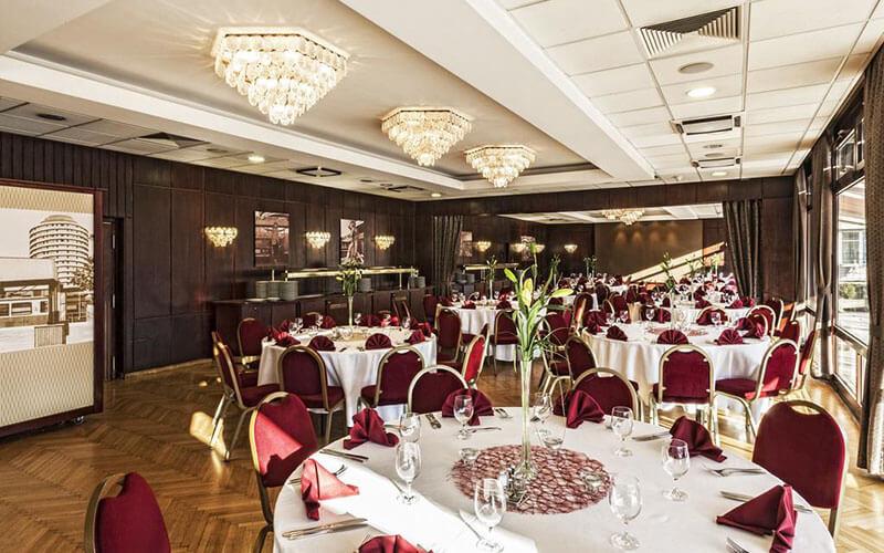 Ресторан Danubius Budapest Hotel 4*, Будапешт, Угорщина