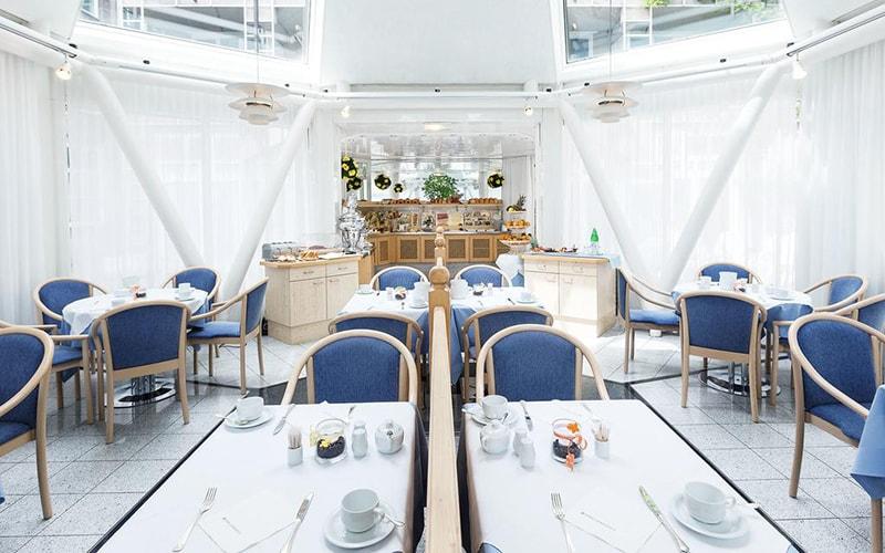 Ресторан в Derag Hotel Kaiser Franz Joseph 4*, Відень, Австрія