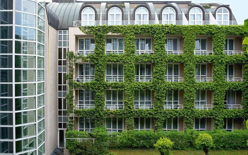 Внутрішній двір Derag Hotel Kaiser Franz Joseph 4*, Відень, Австрія