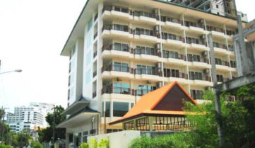 Отель Emerald Palace 3*, Паттайя, Таиланд