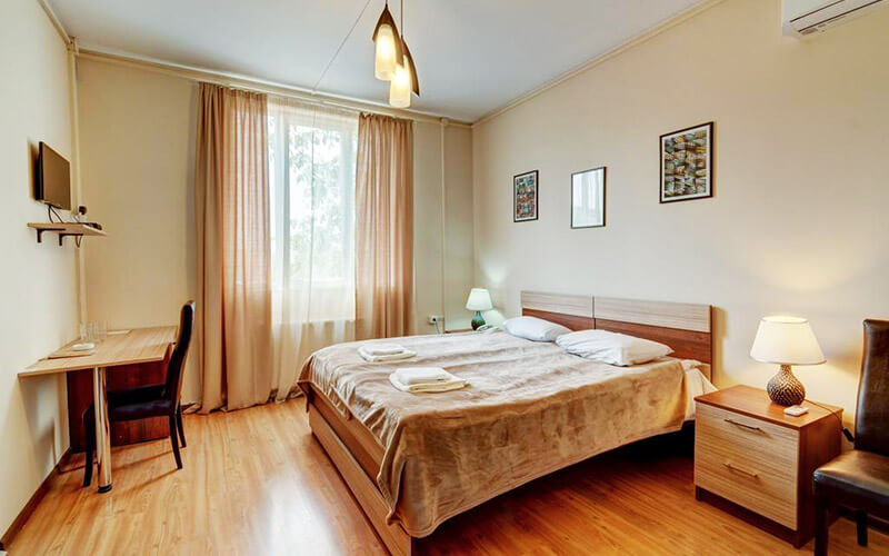 Номер в Epic Hotel 3*, Тбилиси, Грузия