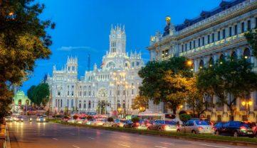 Мадрид готовит экскурсии в подземелье