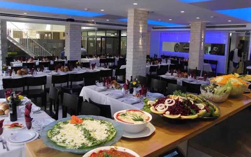 Ресторан в Margoa Hotel 3*, Нетанія, Ізраїль