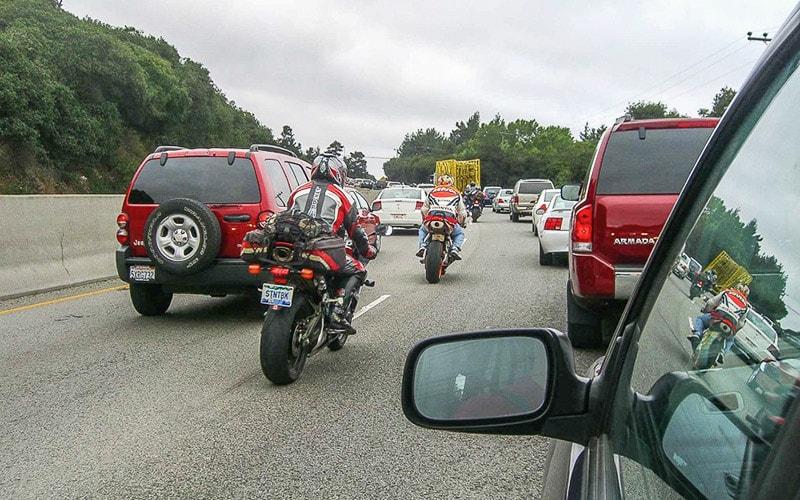 Особенности вождения в США