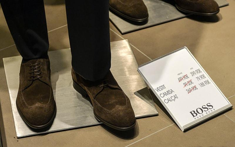 Ціни на брендовий одяг в Андоррі