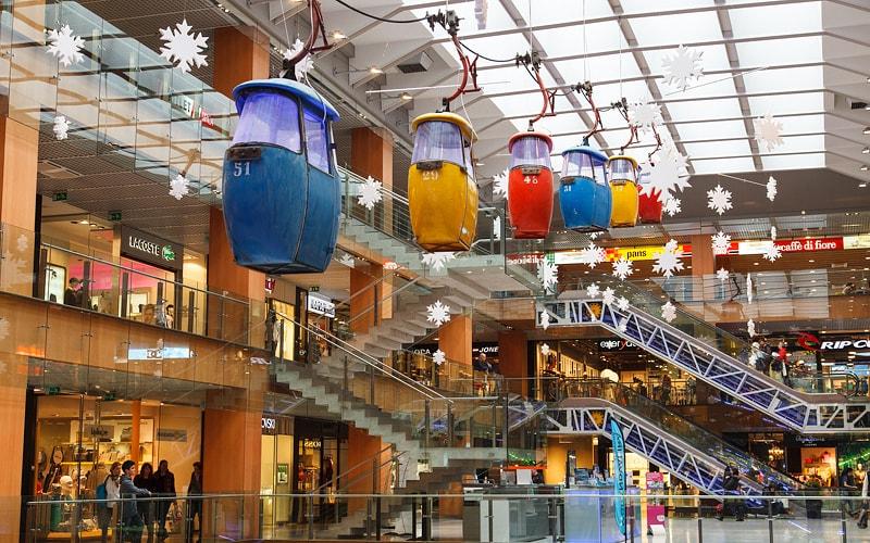 Торгові центри Андорри