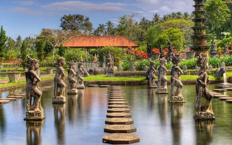 Красиві будівлі на Балі