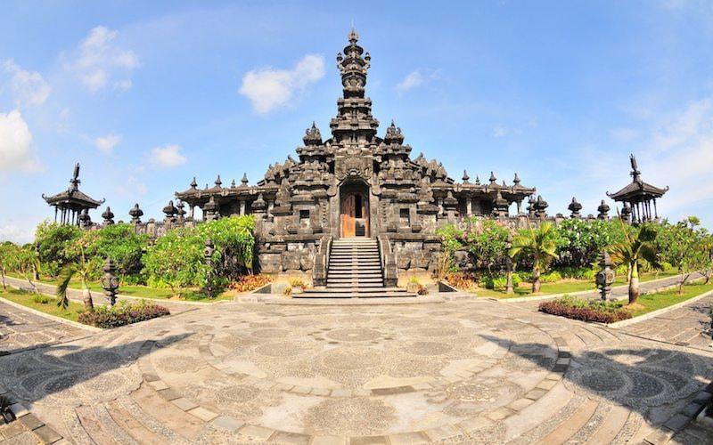 Архітектура на Балі